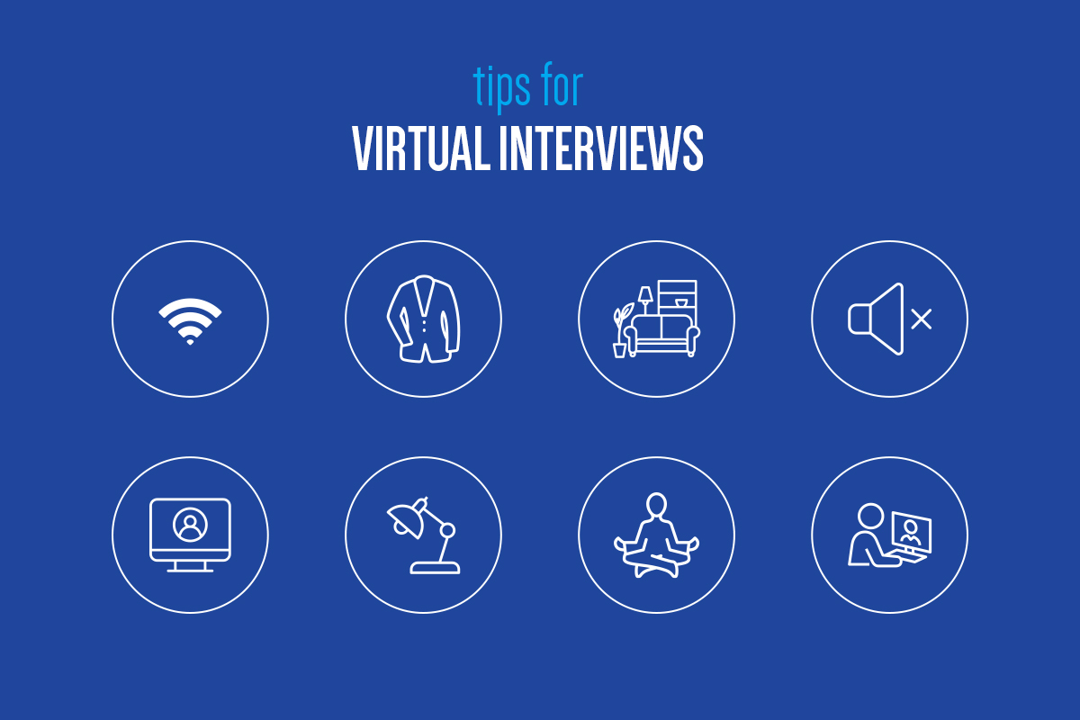 Tips For Virtual Interviews